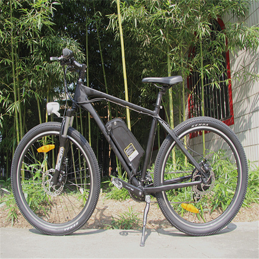 Custom OEM professional bafang motor electric mountain bike with high speed CE certificate