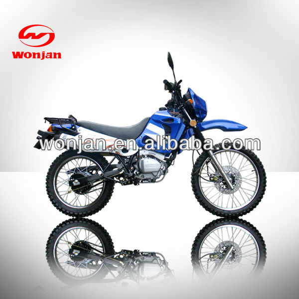 200cc Chongqing Wholesale Dirt Bike Motorcycle(WJ200GY-B)