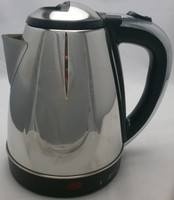 2.0L wire Electric Kettle Stainless Steel/Factory automatic water pot/ kettle AN-201BE