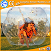 Crazy games!!! 1.0mm PVC/TPU soccer pitch bubble,inflatable balls for people