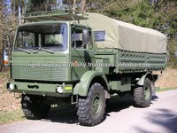 Iveco Magirus 110-16 AW / 168M11 FAL Military Army Trucks