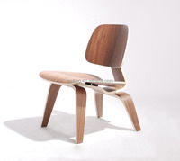 Side Chair/ Curved Plywood Ant Chair