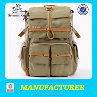 2015 high quality Digital SLR Camera Backpack China factory