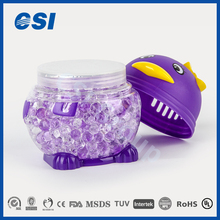 Custom logo printing Expand in Water air freshener gel beads for pet odor