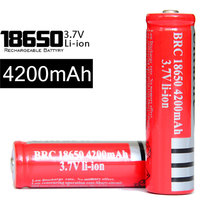 Alibaba 3.7v 4200mah rechargeable lithium 18650 battery hot sale us18650gr 18650 battery us18650gr g7