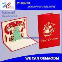 3d pop up valentine day,birthday ,christmas greeting cards