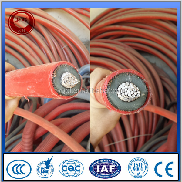 18/30(36)KV XLPE Insulated PVC Sheathed Metallic Screen Armoured Medium Voltage Electrical Cable Supplier