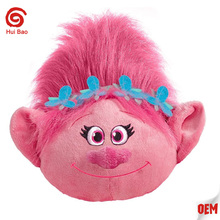 HBtoy #CEPPT stuffed poppy trolls pillow