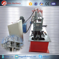 Cd And Ud Cold Roll Forms Metal Stud Channel Steel Rolling Machine with Punching Device