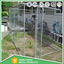 High Quality Outdoor Large dog kennel, Steel Dog House