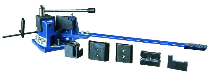 Hand Universal Bender For Cold Or Hot Bending