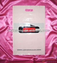 shopping garment plastic carry bags