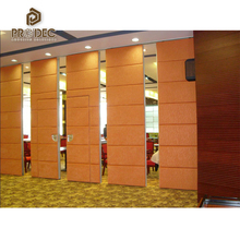 China supplier cheap moveable soundproof partition wall for hotel