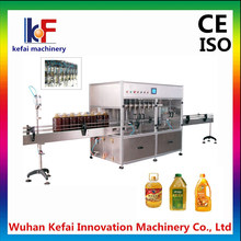 Digital Control Oil Filling Machine Filling line / Oil Filling Equipment Suppliers