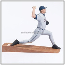 custom baseball player action figure,custom lifelike baseball player action figure,custom player action figure supplier in china