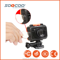 SOOCOO S60 WIFI Underwater Action Sports Cameras 2.4G Remote Control 170 Degree Wide-angle Lens(1*Battery)