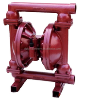small corrosion resistant double diaphragm pump with best price