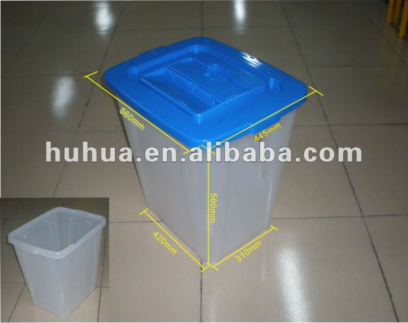 ballot box for election plastic voting box transparent PP body