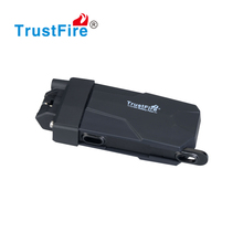 TrustFire New Design BP01 4.2V Rechargeable Li-ion Battery Pack 6200mAh for Bicycle Light