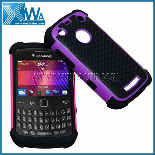 Silicone Skin Cover Case For Blackberry Curve 9360