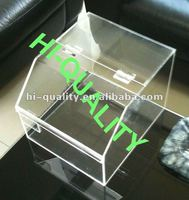 Custom Clear Acrylic Display Stand/Acrylic Candy Display Stands