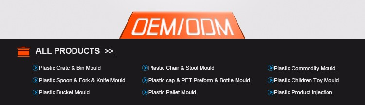 customization plastic chair stool mould taizhou