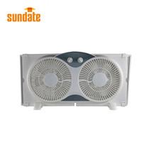2018 Best quality handy stand twin window and 9-Inch fan air cooling