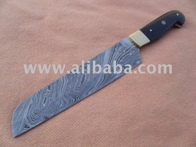 DAMASCUS KITCHEN/CHEF KNIFE CHEF'S SPECIAL EDITION 1001