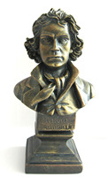 DEDO high quality resin statue of Beethoven