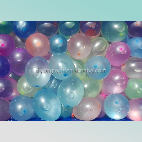 red,yellow,blue,green,white Latex small water balloon for games play in festival