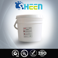 Low Cte One Component Fast Cured Epoxy Resin Adhesive For Ic Packaging