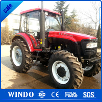 100hp farming tractor made in china used japanese farm tractor