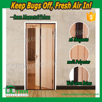 Magnetic Mesh Hands Free Frameless Anti Mosquito Instant Door Screen