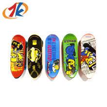 Hot Sale Kids Mini Plastic Skateboard Toy