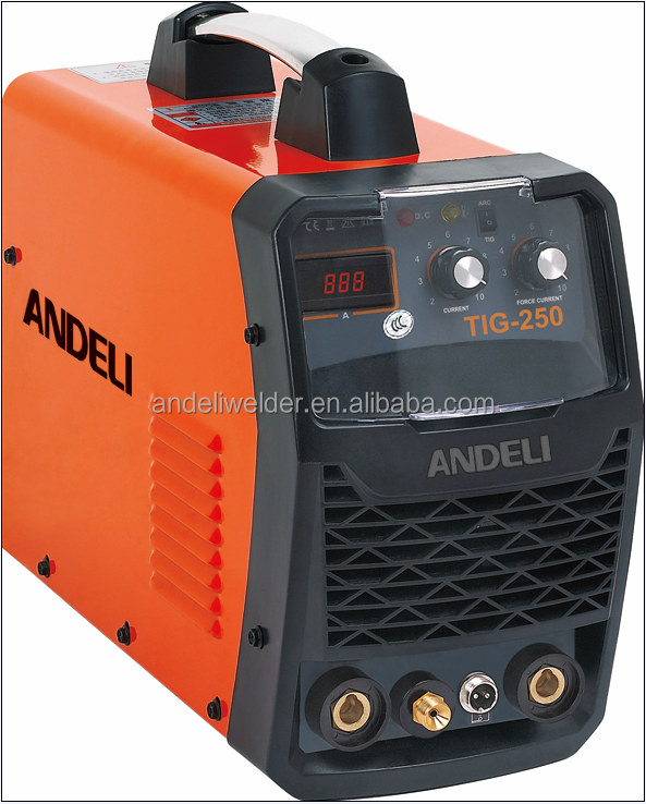 IGBT DC Inverter Chinese Cheap TIG Welder argon welder (TIG-250)