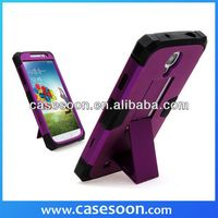 High Quality Hybird holster Case For Samsung galaxy s4 s5 s6