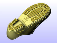 2014 Russian High Fashion TPU Hospital Nurse Shoes Made in China