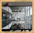 Tempered Glass, tempered glass fence panels,sliding glass room dividers