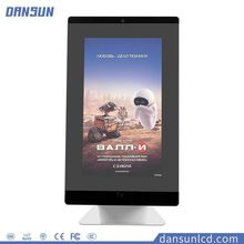 Dansun Bathroom Magic Mirror With Touch Led Advertising Board Tv Screen