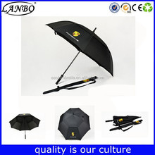 factory durable fiberglass shaft and ribs uniquely popular style audi gift high quality golf umbrella