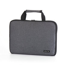 Wholesale Best Price 15inch Gray Nylon Waterproof Business Laptop Bag