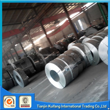 DX 51 material galvanized strip steel coil with different width and thickness