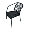 chinese single seater outdoor rattan chair