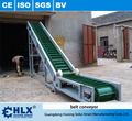 Hlx Equipements Food Grade Warehousing Direct Drive Flat Belt Conveyors