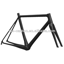 Only 850g 2014 Newest Design Carbon Road Bike Frame of Top Quality Guarrantly in Hot Sale