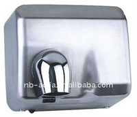 Automatic wall mounted public jet hand dryers stainless steel luxurious hand dryer chinese supplier