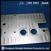 China stamping factory custom aluminum blanks / metal stamping blanks