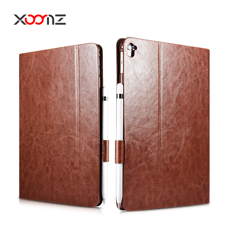 XOOMZ PU Leather Case for Apple iPad Pro 9.7 Inch