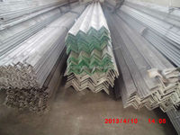 Equal and Unequal 304 Stainless Steel Angle Bar For Architecture, Engineering Structure