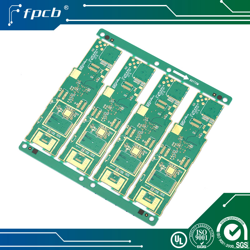 Executive printed circuit board for tablet